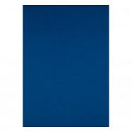 """Обкладинка картонна """"під шкіру""""А4,250г/м2  (50шт), синя Axent"""