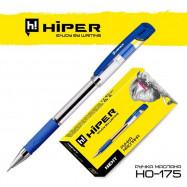 Ручка масляная Hiper Next HO-175 0.7 мм  черная