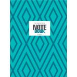 "Блокнот для заметок на пруж. бок.ф А4, 100 л. офсет, клетка  ""Notebook"""