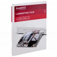 Пленка для ламинирования 80 мкм, A4 (216x303мм), 100 шт.
