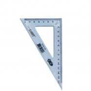 Треугольник 140мм, 90°/60°, тонированый, ассорти