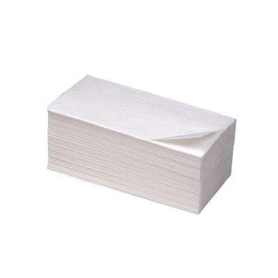 "Бумажные полотенца ""VV"" белые цел. 2 слойные (150 л)"