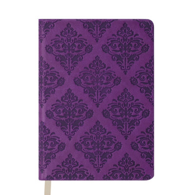 Ежедневник датированный 2019 CASTELLO VINTAGE, A6, 336л, вишневый