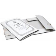 Папка картонная на завязках 35 мм