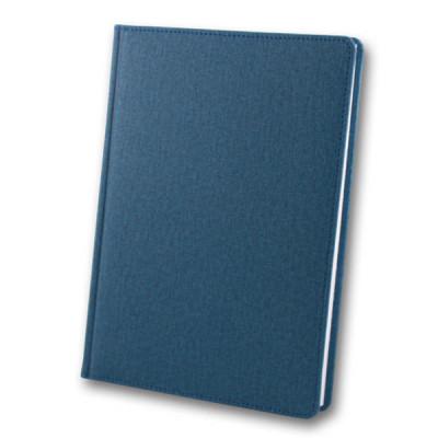 Ежедневник недатированный, Brisk, Cambric, джинсовый,  А5