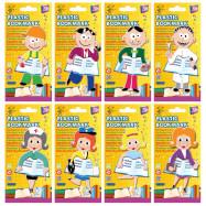 """Закладки пластиковые для книг """"Occupations"""""""