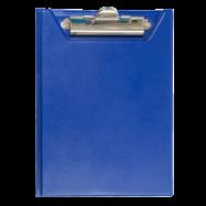 Папка-планшет А5, ВМ PVC т.-синий