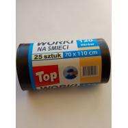 Мешок для мусора 120L A25 (12) TOP 4820202510147