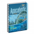 Тетрадь для записей В6/144 пл.обл. APOCALYPTIC YES