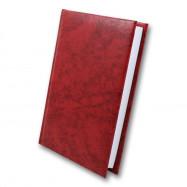 Ежедневник недатированный, Brisk, Miradur 15, красный, А6