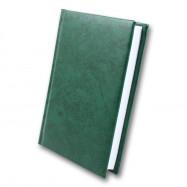Ежедневник недатированный, Brisk, Miradur 15, зеленый, А6
