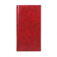 Еженедельник датированный 2021, Бриск, Miradur 73, красный, А6