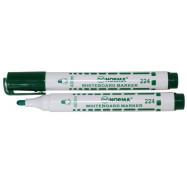 маркер д/досок, 2,5-3,5мм, кругл, 400 метров, зеленый, 224-04N, NORMA