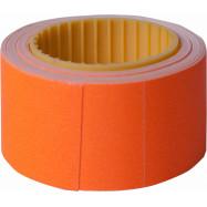 Ценник 30*40мм,  (150шт, 4.5м), прямоуг, внешняя намотка, оранжевый