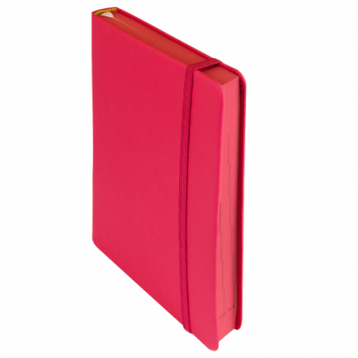 Ежедневник датированный 2018, Buromax, TOUCH ME, розовый, А5