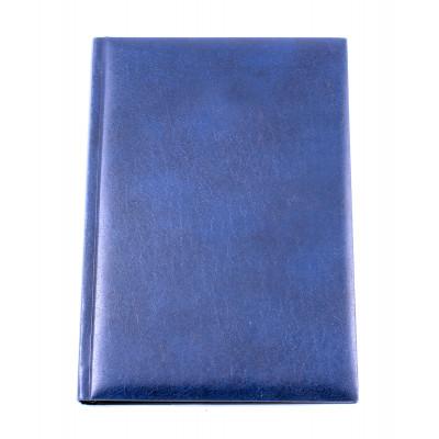 Ежедневник недатированный А5, Economix , CARIN,синий
