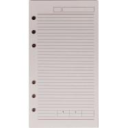 Сменный блок для органайзера, Optima, 50 листов, 135х185 и 133х216