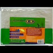 Обкладинка  для зошитів і підручників А4 з клапаном, PVC