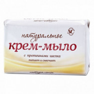 Крем-мыло Натуральное 90г з протеинами шелка