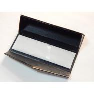"""BOX008 (-4-3) футляр для ручки Baixin """"треугольн"""" (черн,син)"""