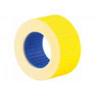 Этикетки-ценники 26х16 мм Economix, 500 шт/рул., желтые E21305-05
