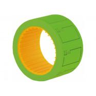 "Этикетки-ценники ""Ціна"" 30х20 мм Economix, 200 шт/рул., зеленые E21306-04"