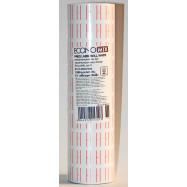Этикетки-ценники,21х12 мм Economix, 1000 шт/рул., белые с красной полосой