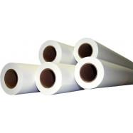 Бумага для плоттера 420мм*175 м*80 г