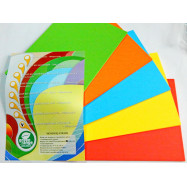 Бумага  mix А4 (160) (5 цв) INTЕNSIVE 125л