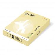 Бумага A4 IQ Color YE23 Yellow светло-желтый