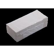 Полотенца бумажные макул. Z-подобные.,160шт., BUROCLEAN серый