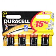 Батарейка Duracell LR06 /MN1500 KPD 04*20 пальч.
