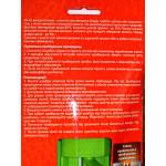 Швабра для пола Стандарт (моп микрофибра) зеленая