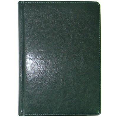 Ежедневник датированный 2021, Бриск, Sarif 55, зеленый, А5