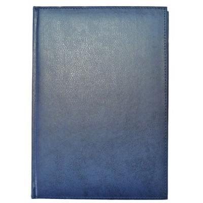 Ежедневник датированный 2017, Бриск, Miradur 77, синий, А5