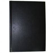 Ежедневник недатированный, Brisk, Miradur 15, черный, А6