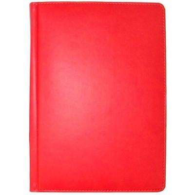 Ежедневник недатированный, Brisk, WINNER 15, красный, А6