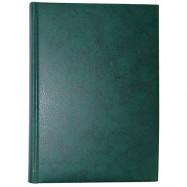 Ежедневник недатированный, Brisk, Miradur 63, зеленый, А5 клет.