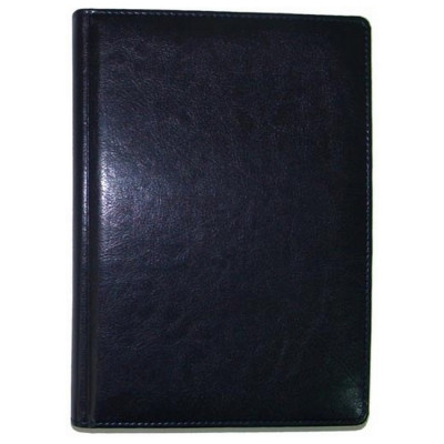 Ежедневник недатированный, Brisk, Sarif 151, синий+серебро, А6