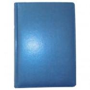 Ежедневник недатированный, Brisk, CAPRICE 43, голубой, А5