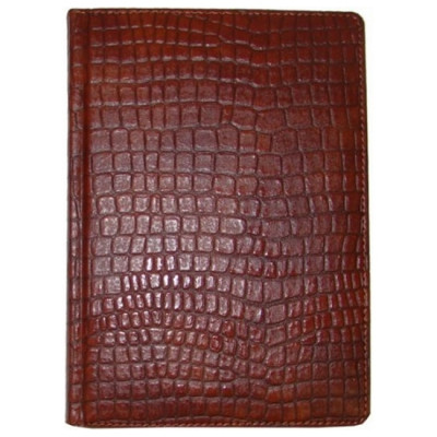 Ежедневник недатированный, Brisk, Dedalo 43, коричневый, А5