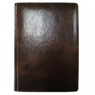 Ежедневник недатированный, Brisk, Madera 43, коричневый, А5