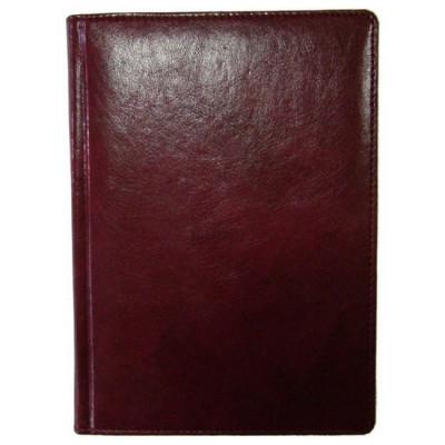 Ежедневник недатированный, Brisk, Madera 43, бордо, А5