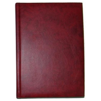 Ежедневник недатированный, Brisk, Miradur 43, красный, А5