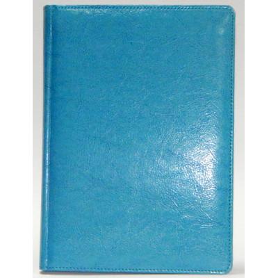 Ежедневник недатированный, Brisk, SARIF 43, синий, А5