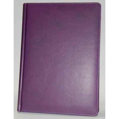 Ежедневник недатированный, Brisk, WINNER 43, фиолет, А5