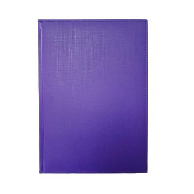 Ежедневник недатированный, Brisk, Gospel 15, фиолетовый, А6
