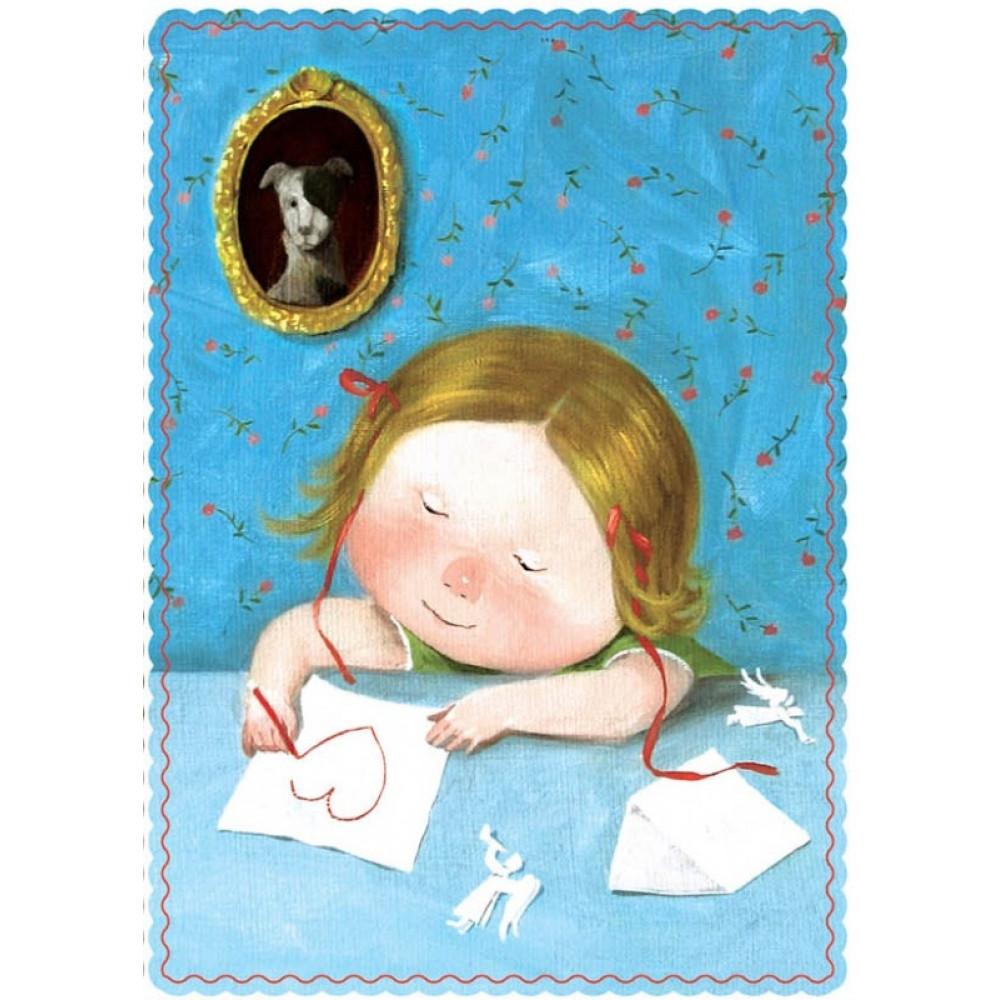 Картинки аниме, открытка евгении гапчинской