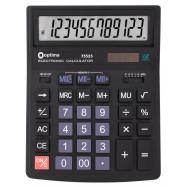 Калькулятор електронний 12 розрядів, розмір 200*154*36 мм