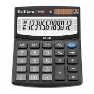 Калькулятор Brilliant BS-212 (100*125) 12разр.